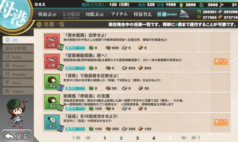 4-2 「空母機動部隊」西へ!