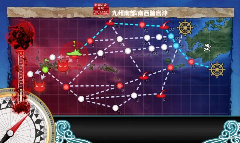 E2戦力ゲージマップ