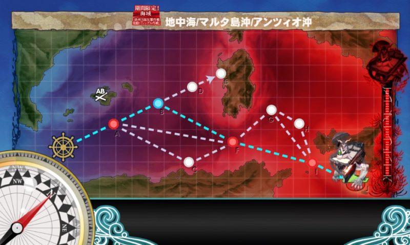E3-1のマップ