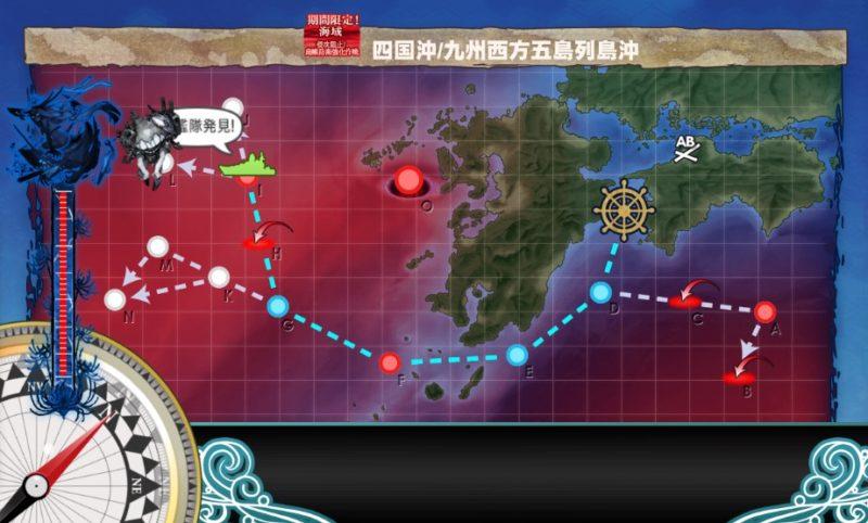 E3のマップ