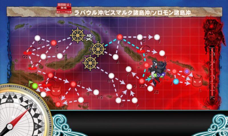 戦力ゲージ2開放(2) 遊撃部隊