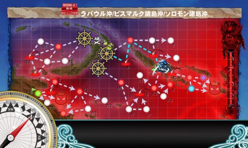 戦力ゲージ2開放(4) 遊撃部隊(基地防空)