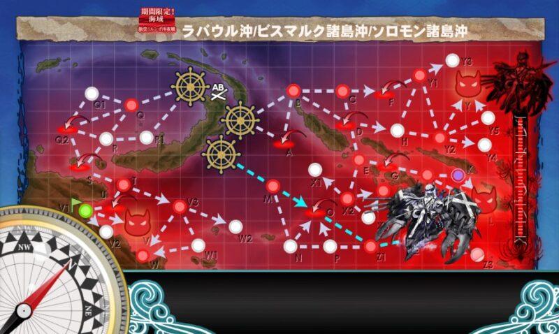 戦力ゲージ3本目 第二艦隊